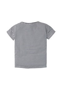 TOM TAILOR - M LOOSE FIT - T-shirt print - peacoat blue - 1