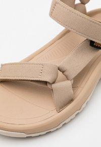 Teva - HURRICANE XLT2 SANDAL WOMENS - Chodecké sandály - sesame - 5