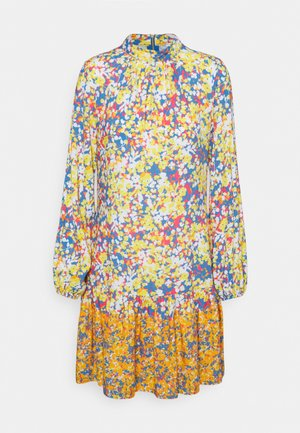 CLOSET A-LINE DRESS - Denní šaty - yellow