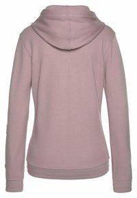 Bench - Zip-up sweatshirt - altrosa - 1