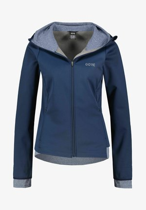Training jacket - dunkelblau