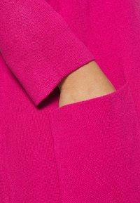 Simply Be - LONGLINE COATIGAN - Cardigan - bright pink - 5