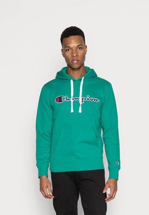 HOODED - Sweatshirt - green