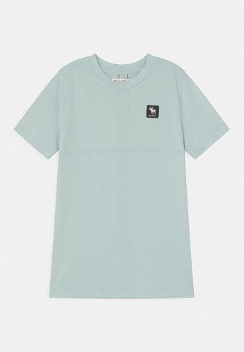 LOGOTAPE - T-shirts print - mint green