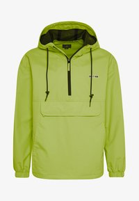Obey Clothing - RECESS ANORAK - Chaqueta fina - key lime - 3
