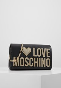Love Moschino - Skulderveske - black - 0