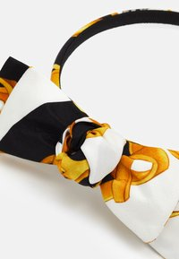 Versace - CERCHIETTO BAMBINA - Příslušenství kvlasovému stylingu - bianco/nero/oro - 2
