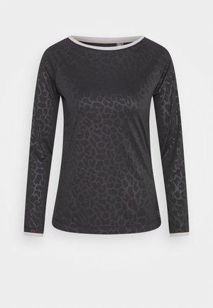 LONGSLEEVE LEO - Sports shirt - squalo