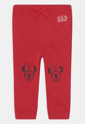 DISNEY MINNIE - MOUSE ARCH - Pantalones deportivos - modern red