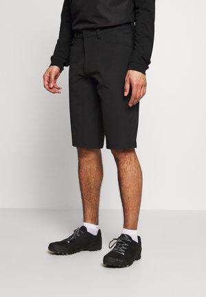 MOMENTUM BIKE SHORTS - Outdoor shorts - black
