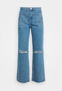 Trendyol - MAVI - Jeans relaxed fit - blue - 4