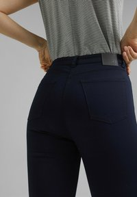 Esprit Collection - Trousers - navy - 4