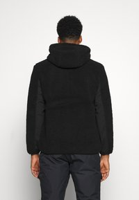 Superdry - ALPINE MID LAYER - Fleecejacka - black - 2