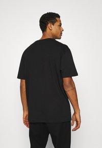 Zign - UNISEX - T-shirt imprimé - black - 2