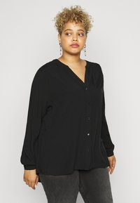 ONLY Carmakoma - CARANITA - Blouse - black - 0