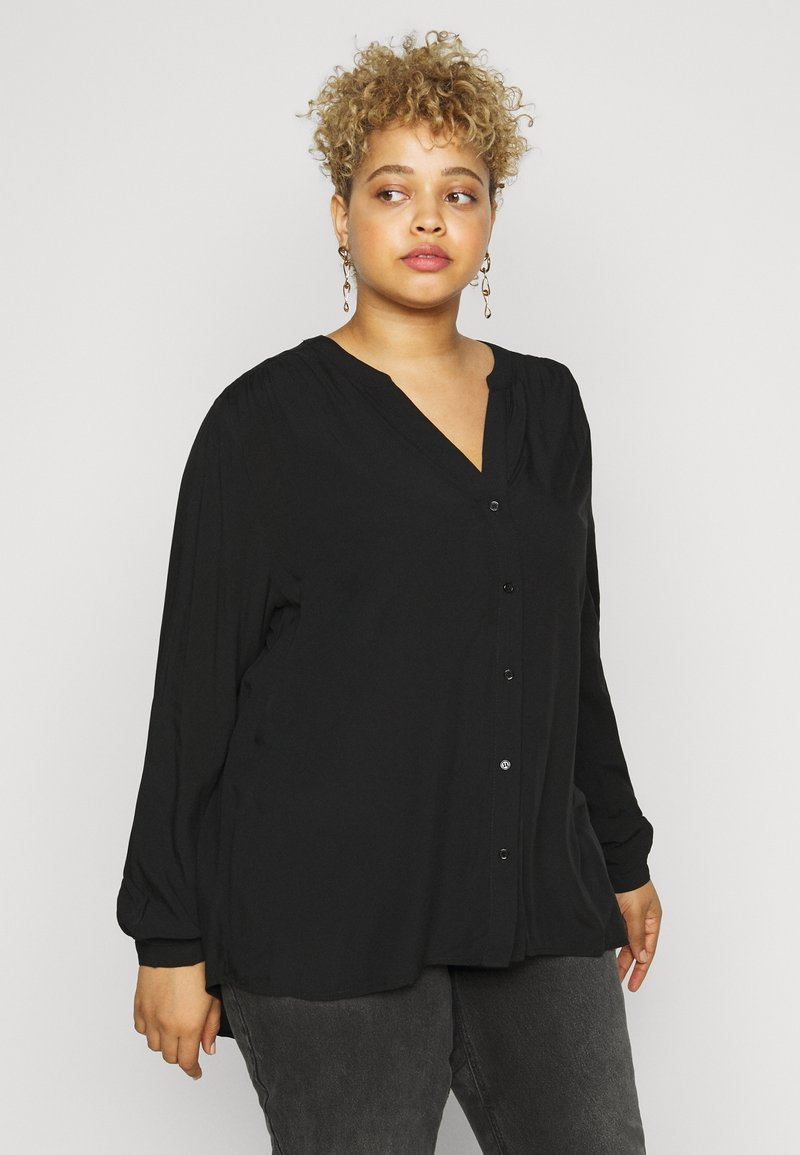 ONLY Carmakoma - CARANITA - Blouse - black