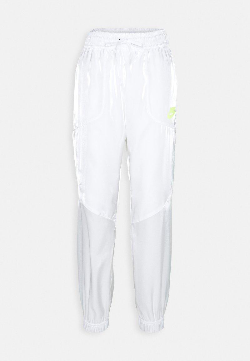Nike Sportswear Pantalones Deportivos White Volt Blanco Zalando Es
