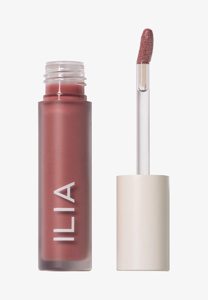 ILIA Beauty - BALMY GLOSS TINTED LIP OIL - Lip gloss - linger