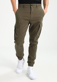 Pier One - Cargo trousers - khaki - 0