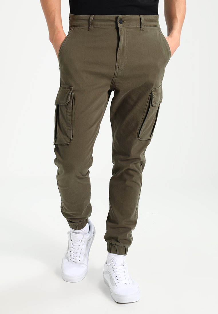 Pier One - Cargo trousers - khaki