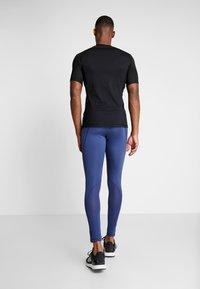 adidas Performance - Collants - dark blue - 2