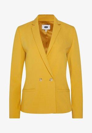 Blazer - mustard yellow