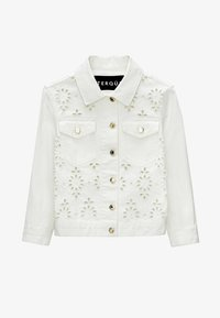 Uterqüe - Summer jacket - white - 5