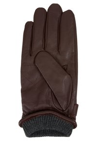 Pier One - TOUCH SCREEN - Gloves - dark brown - 2