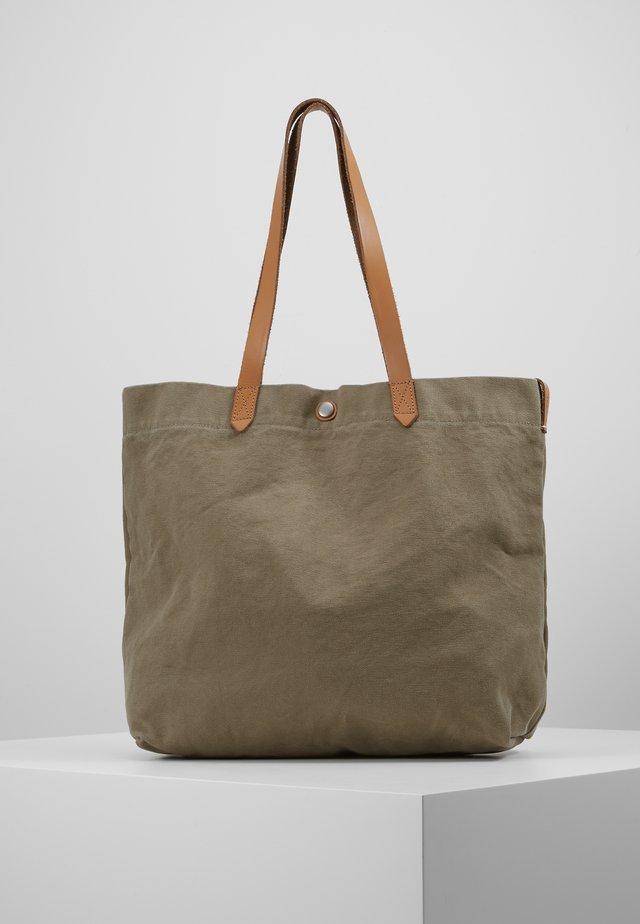 ROWENA - Tote bag - light khaki