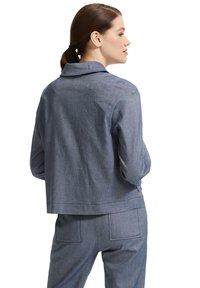 comma - Denim jacket - blue - 1
