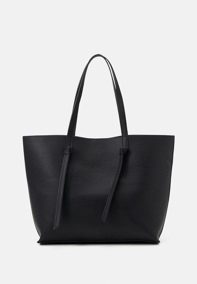 PCGENNY SHOPPER - Velká kabelka - black