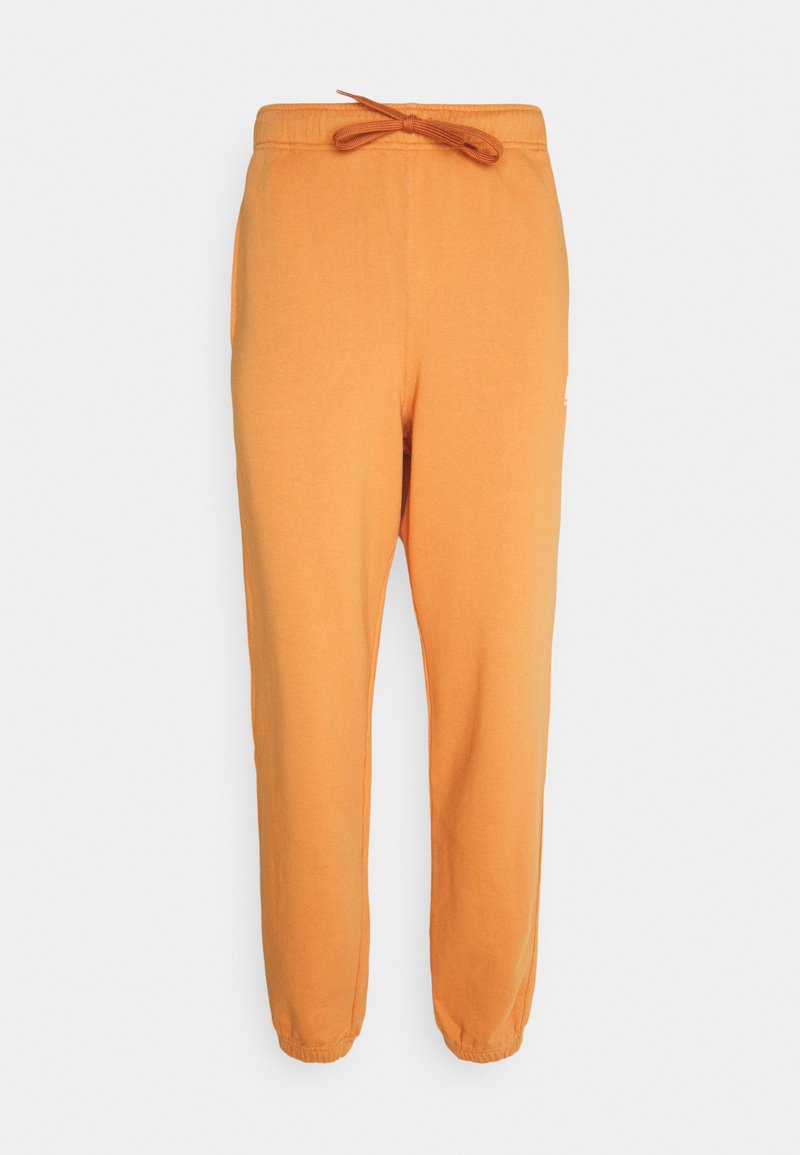 Martin Asbjørn - TRACKPANTS - Pantalon de survêtement - golden ochre