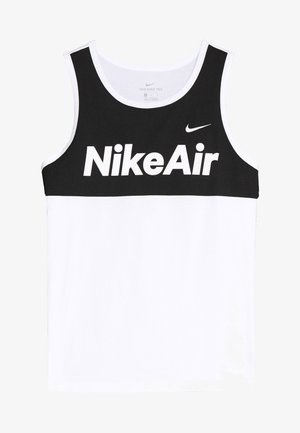 AIR TANK - Top - white/black