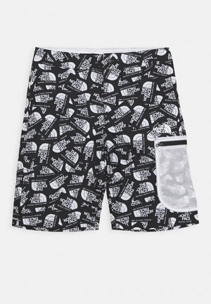 BOYS HIGH CLASS WATER SHORT - Sports shorts - black