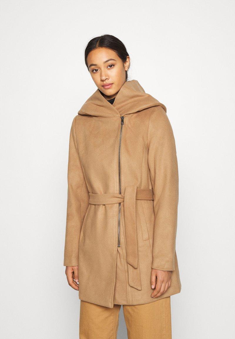 ONLY - ONLCANE COAT - Classic coat - camel