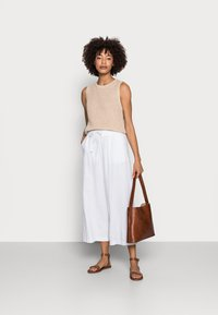 Soyaconcept - Trousers - white - 1