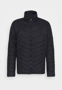 Mammut - ROSEG 3 IN 1 HOODED MEN - Hardshell jacket - black/black - 9