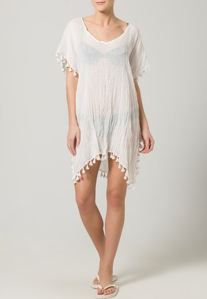 BEACH EDIT-AMNESIA KAFTAN - Complementos de playa - white