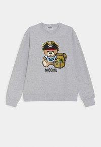 MOSCHINO - Sweatshirt - grey - 0