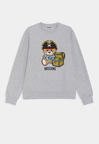 Sweatshirt - grey