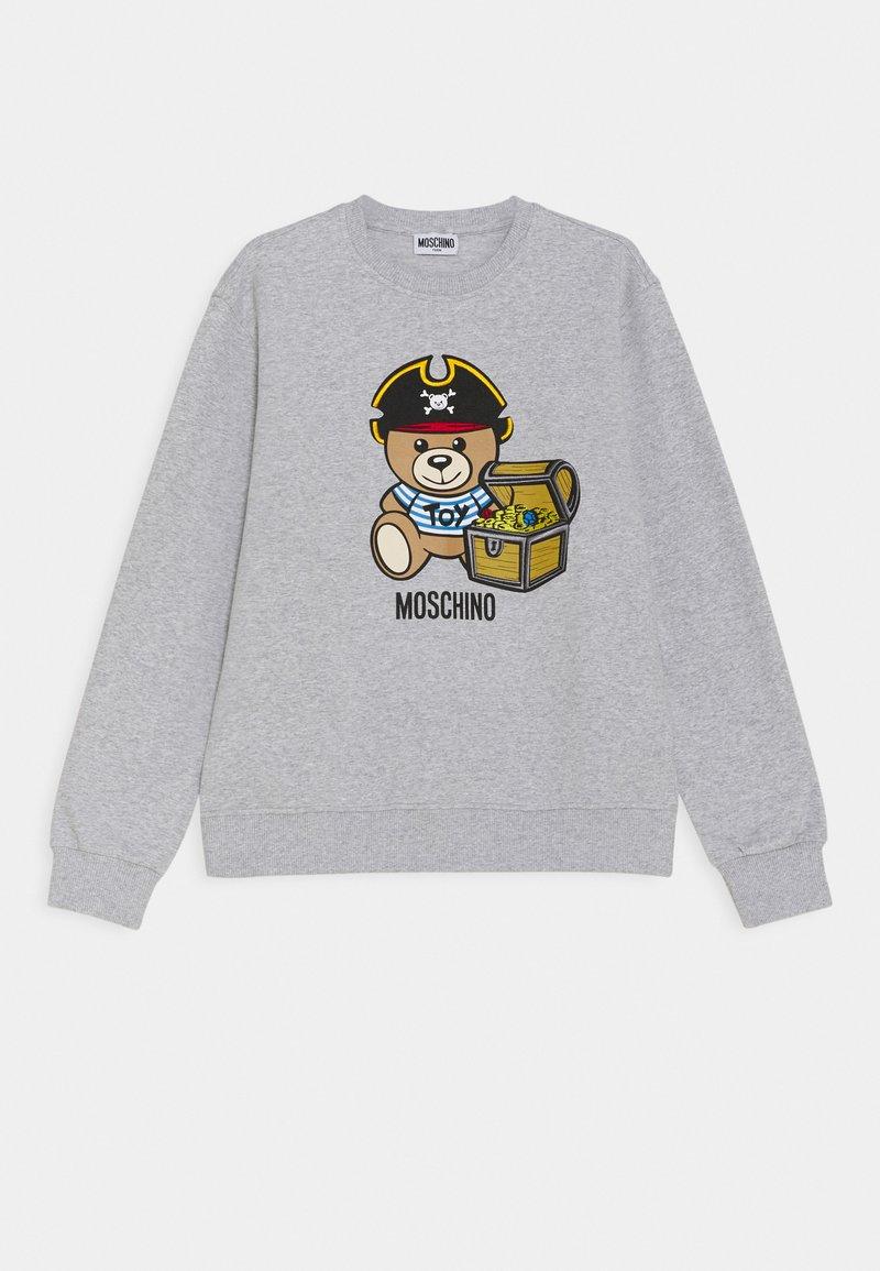MOSCHINO - Sweatshirt - grey