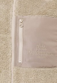 Peak Performance - ORIGINAL PILE VEST - Väst - celsian beige - 2