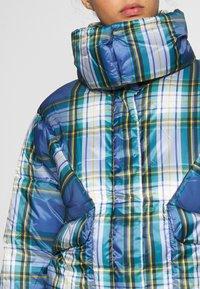 American Eagle - 80S PUFFER - Winter jacket - blue - 3