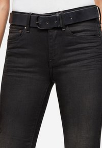 G-Star - CARLEY  - Belt - mazarine blue/black - 0