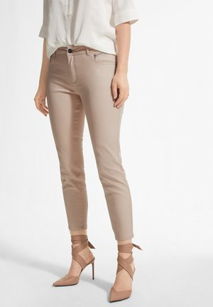 SLIM FIT - Trousers - shell