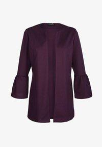 Dress In - Short coat - aubergine - 1