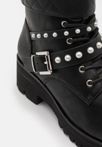 Anna Field - Platform ankle boots - black - 6