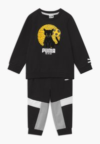 Puma - ANIMALS JOGGER SET - Survêtement - black - 0