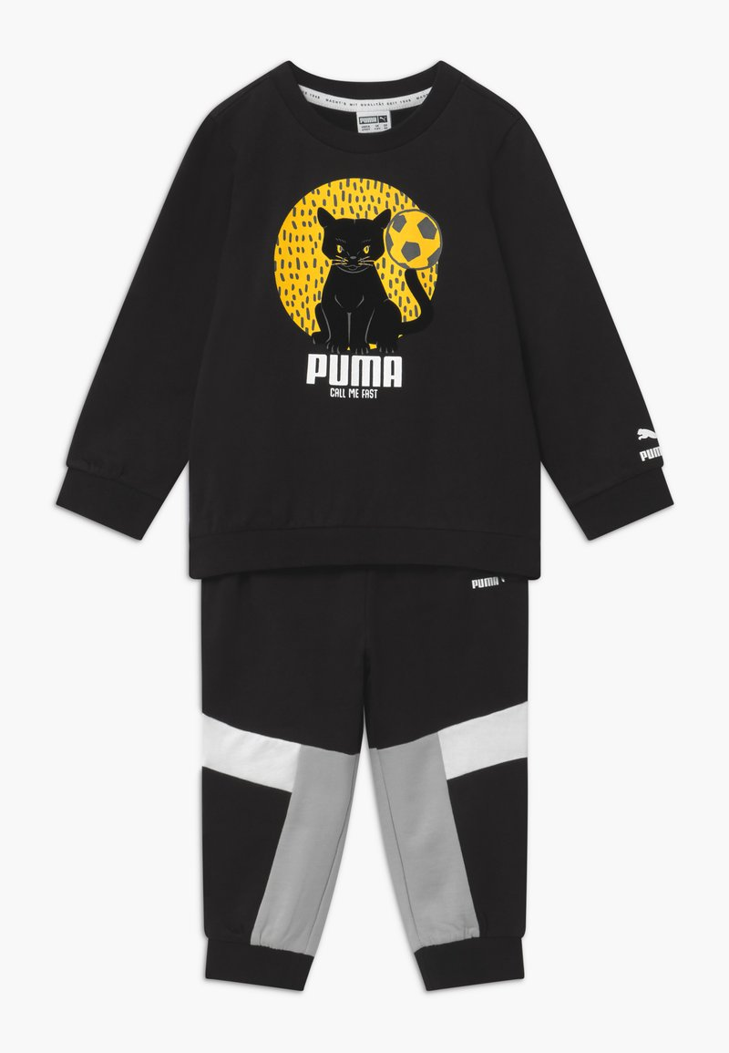 Puma - ANIMALS JOGGER SET - Chándal - black