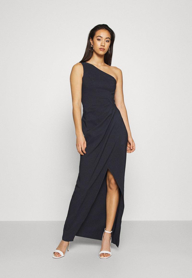 Chi Chi London - DRESS - Suknia balowa - navy